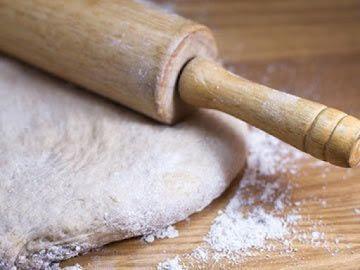 Whole Wheat Pizza Dough (bread Machine) Recipe