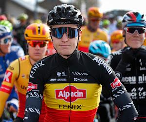 """Belgisch kampioen Merlier na amper 28 koersdagen: """"Zo blijf ik toch een beetje kampioen"""""""