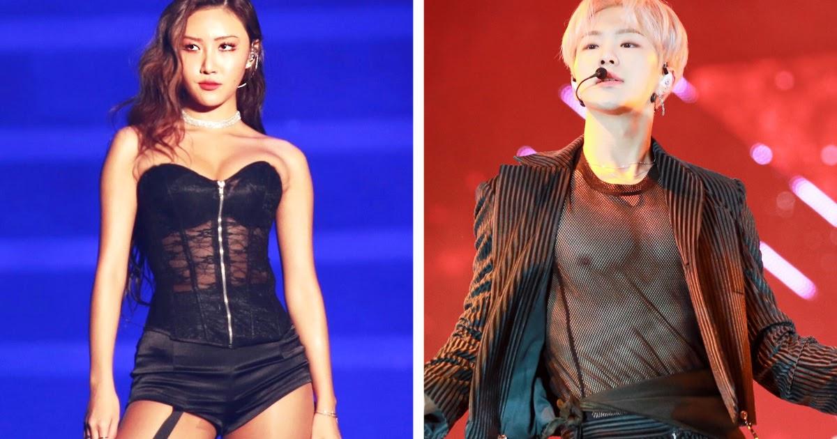 Kpop Idols Naked