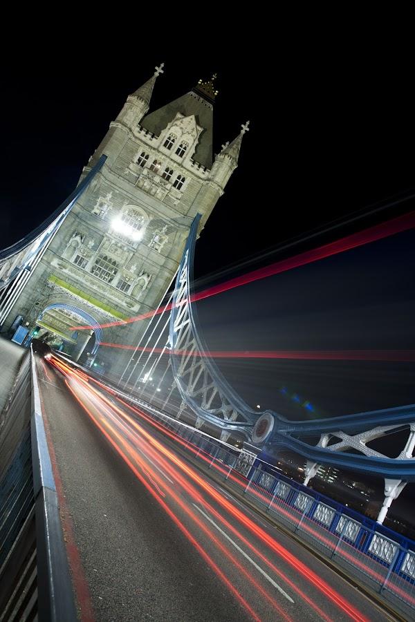 Tower Bridge by Kee Ramsorrun - Buildings & Architecture Bridges & Suspended Structures