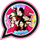 Sticker BlackPink for WAStickerApps icon