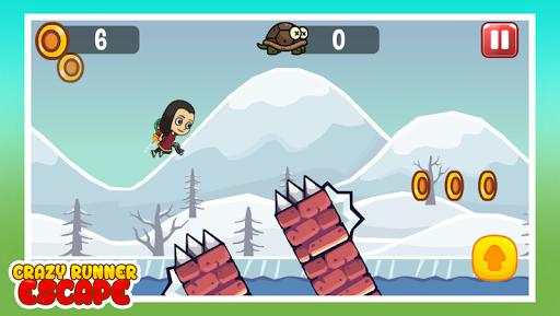 Télécharger Gratuit Hero boy run game Crazy run game mod apk screenshots 3