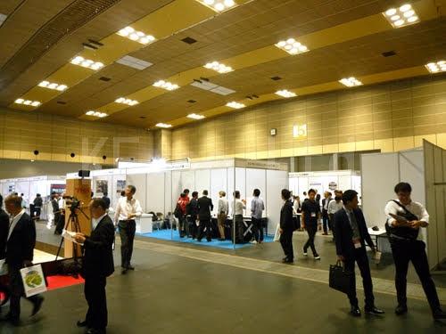 展示会 インテックス大阪 産業ロボット開発技術展 その2 ケイエフ