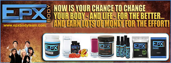 Photo: EPX Body Products and guarantee