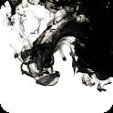 Smoke Black Live Wallpaper icon