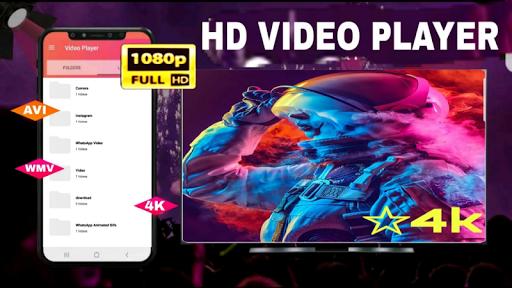 Video Player All Format - HD Video Player, VPlayer 1.0 screenshots 6