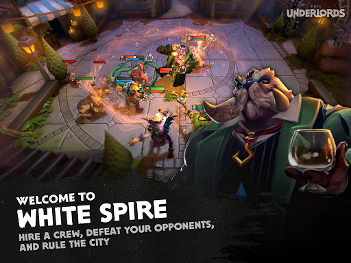 Dota Underlords 1.0 screenshots 13