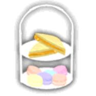 パーティーのお菓子