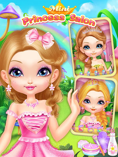 Mini Princess Salon: Girl Game  screenshots 11