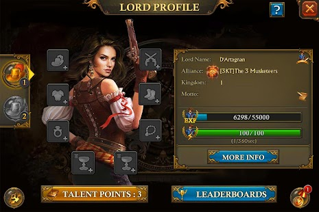 Guns of Glory: Build an Epic Army for the Kingdom Screenshot