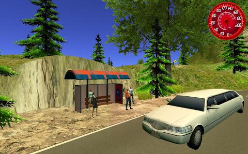 玩模擬App|豪华轿车 乘客 希尔 驱动器免費|APP試玩
