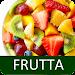 Frutta ricette di cucina gratis italiano offline Icon