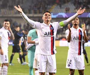 Thiago Silva vers une destination exotique ?