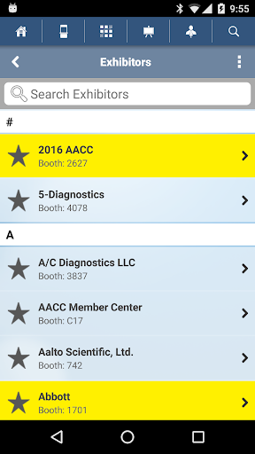 免費下載書籍APP|2016 AACC Annual Meeting app開箱文|APP開箱王