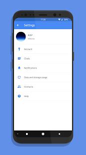 Viktoria Substratum Theme for Samsung Screenshot