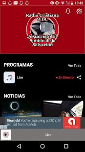 Radio Cristiana Wdc - náhled