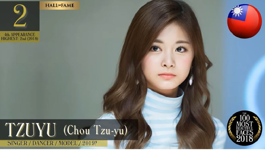 Tzuyu2ndMostBeautiful