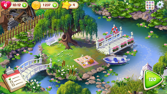 Lily's Garden Mod Apk 1.63.1 (Unlimited Coins + Unlimited Stars) 8