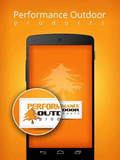 PerformanceOutdoorProductParts