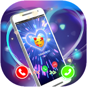 Phone Color Call Screen: Color Flashlight Theme