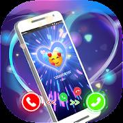 Phone Color Call Screen: Color Flashlight Theme