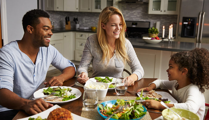 The case for family dinner: How rituals benefit children and teens |  Children's Hospital of Richmond at VCU