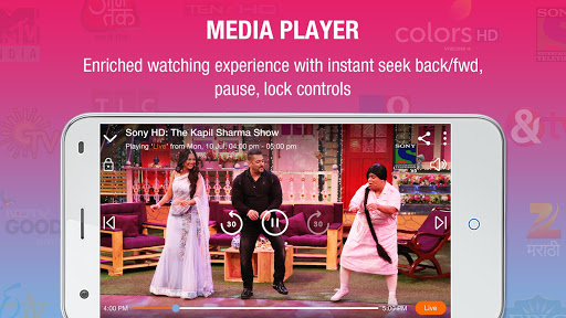 JioTV Live Sports Movies Shows Apps (apk) free download for Android/PC/Windows screenshot