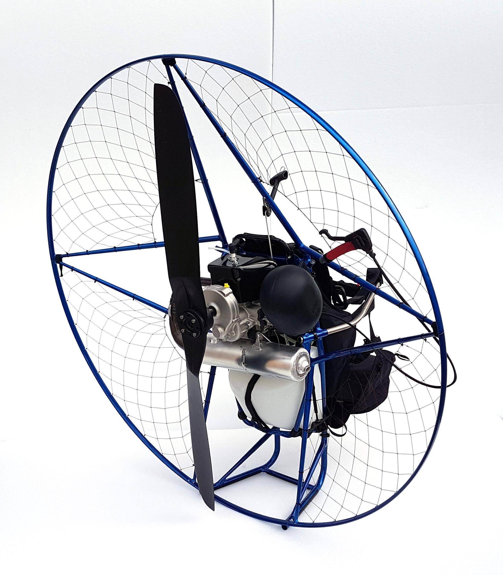 Miniplane Rigid Paramotor Ex Display Never Flown