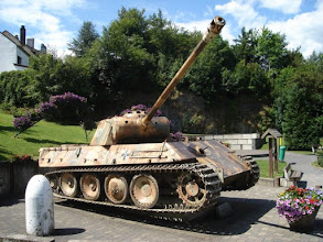 Photo: de panthertank in Houffalize