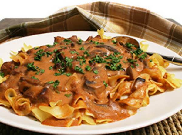 From Russia With Love  Beef Stroganoff Recipe