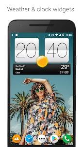 Sense V2 Flip Clock & Weather 4.98.51 (Premium)