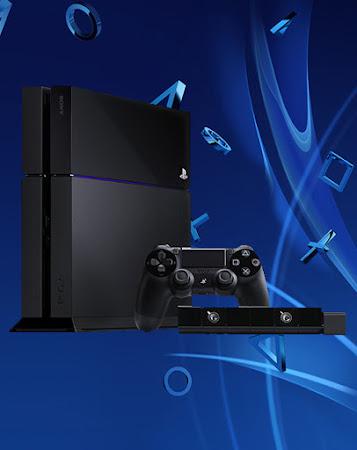 PlayStation 4 company logo