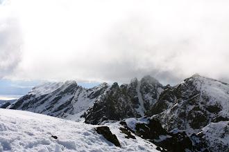 Photo: Sgurr Alasdair & the Main Ridge