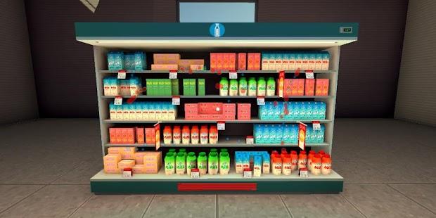 Supermarket VR Cardboard - náhled