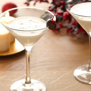 White Chocolate Cherry Martini.