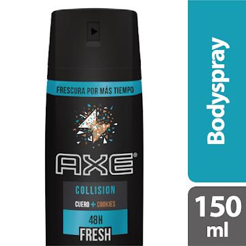 Desodorante Axe Body S Collision X 96g/150ml