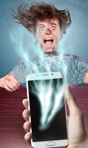 Electric Screen :Prank