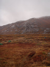 Photo: Greenland - View from the hut at the end of Day 4