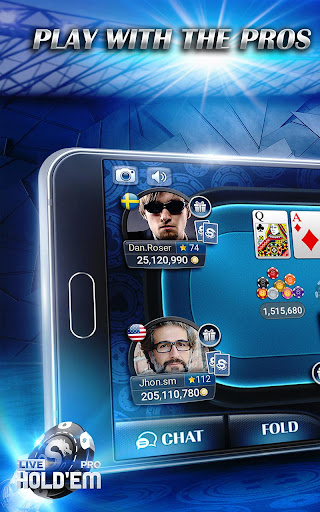 Live Hold'em Pro Poker - Free Casino Games screenshot 7