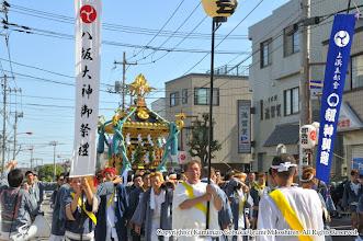 Photo: 【平成21年(2009) 本宮】  元町地区の渡御。