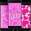 Pink Girls Wallpapers 4K icon