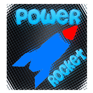 Power Space Rocket - náhled