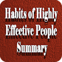 Habits of highly effective people icon