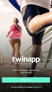 Twinapp Running - náhled