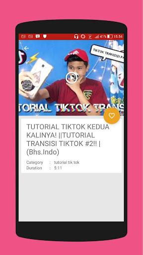Tutorial Tik Tok 2018 - Video 3.0.0 screenshots 3