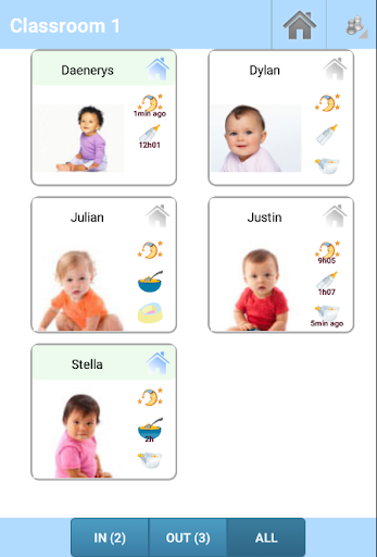 Daily Connect (Child Care) screenshot 2