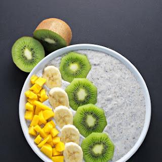 Chia Seed Breakfast Bowl ~vegan, Gluten Free~.