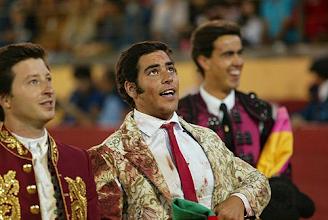 Photo: Francisco Mascarenhas vai passar a ser o responsável dos forcados caldenses