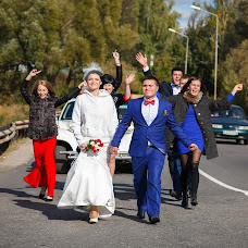 Wedding photographer Yuriy Adamenko (PYN69). Photo of 06.12.2015