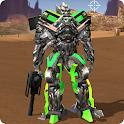 Robot War Free Fire - Survival battleground Squad icon